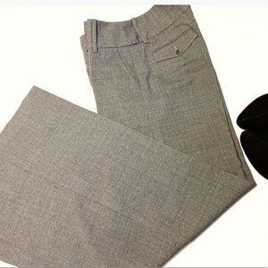 BCBGMax Tabatha Flare Wool Pants